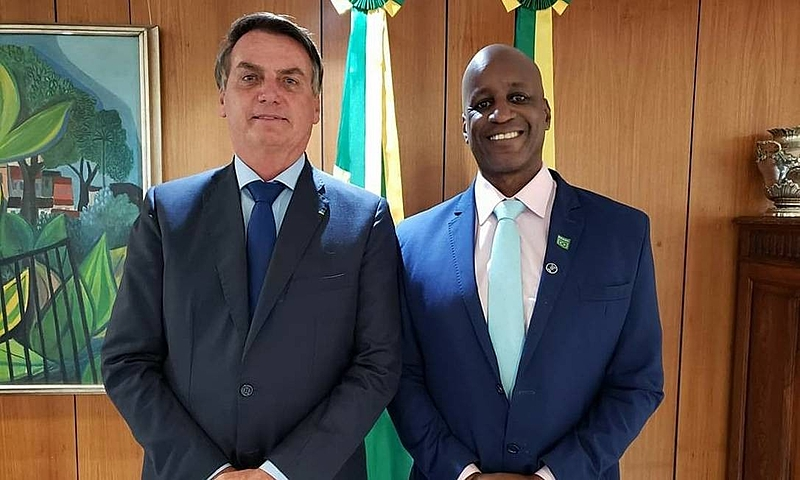 How Bolsonaro dynamites the institutions: the case of the founding of black Brazil