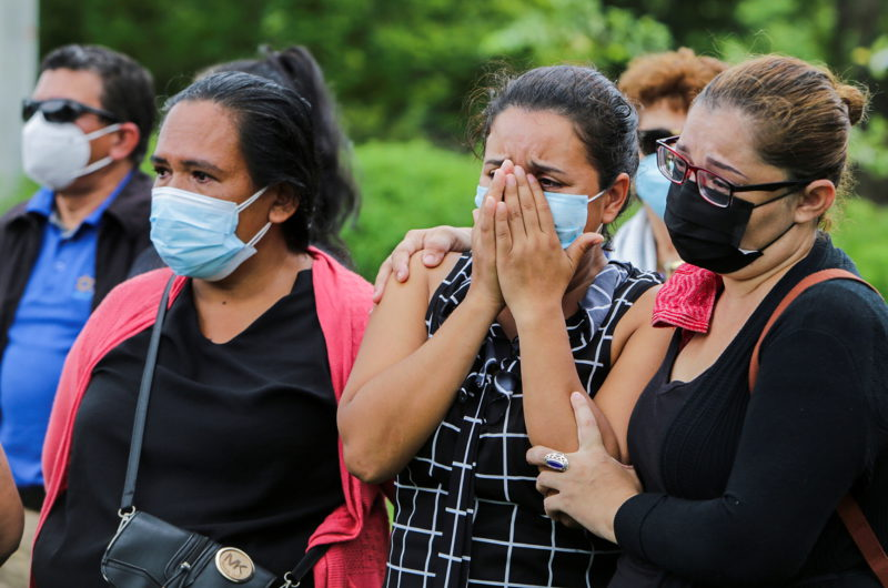 """Human Rights Watch denounces that critics of Daniel Ortega in Nicaragua are """"subjected to terrible conditions of detention"""""""