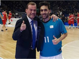 """""""I want Argentina to remain in the world elite"""": Néstor """"Che"""" García, the new coach of the Argentine basketball team"""