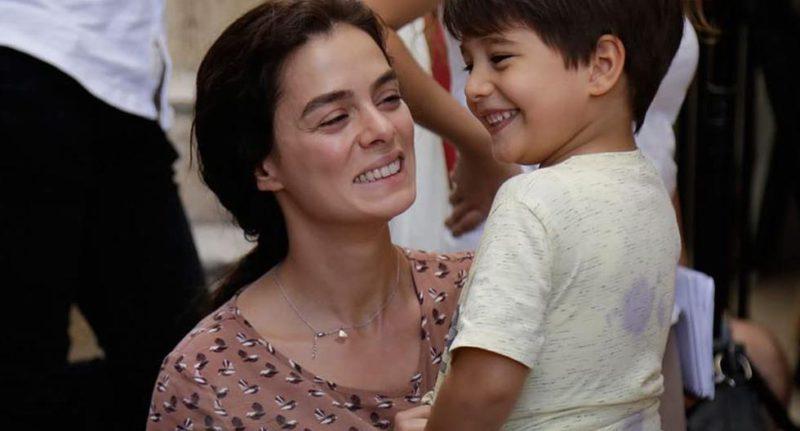 """""""Woman"""": this is how Özge Özpirinçci looks a few months before receiving her first daughter - MAG."""