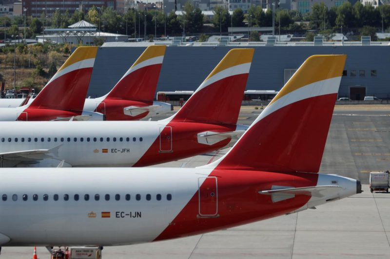Iberia raises an ERTE of between 4,000 and 5,000 people for organizational reasons