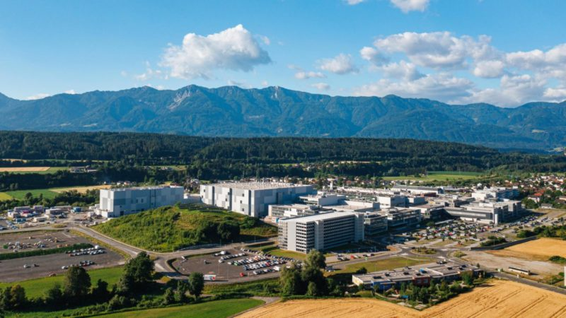 Infineon opens second 300-millimeter chip factory in Carinthia