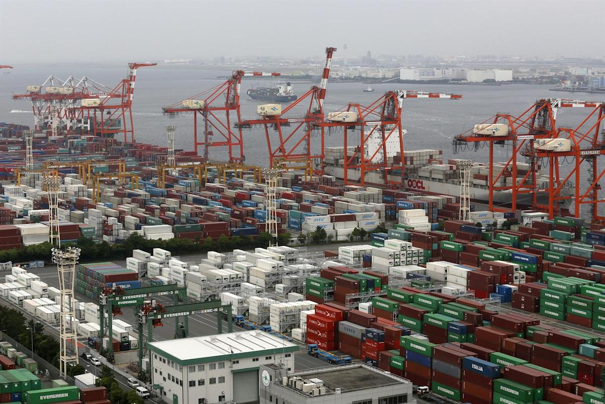 Japan posted a trade deficit of 4.913 billion euros in August