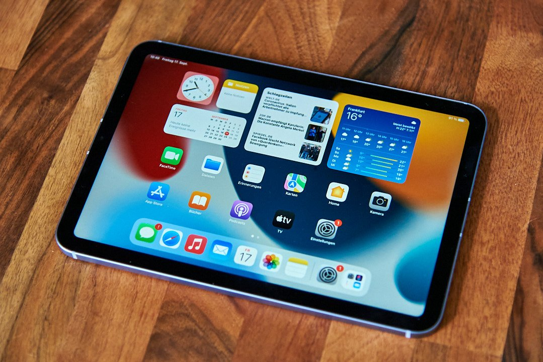 Jelly Scrolling: Reports of screen issues with the iPad mini 6