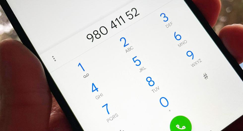 Google: how to recover the cell number of a deleted contact