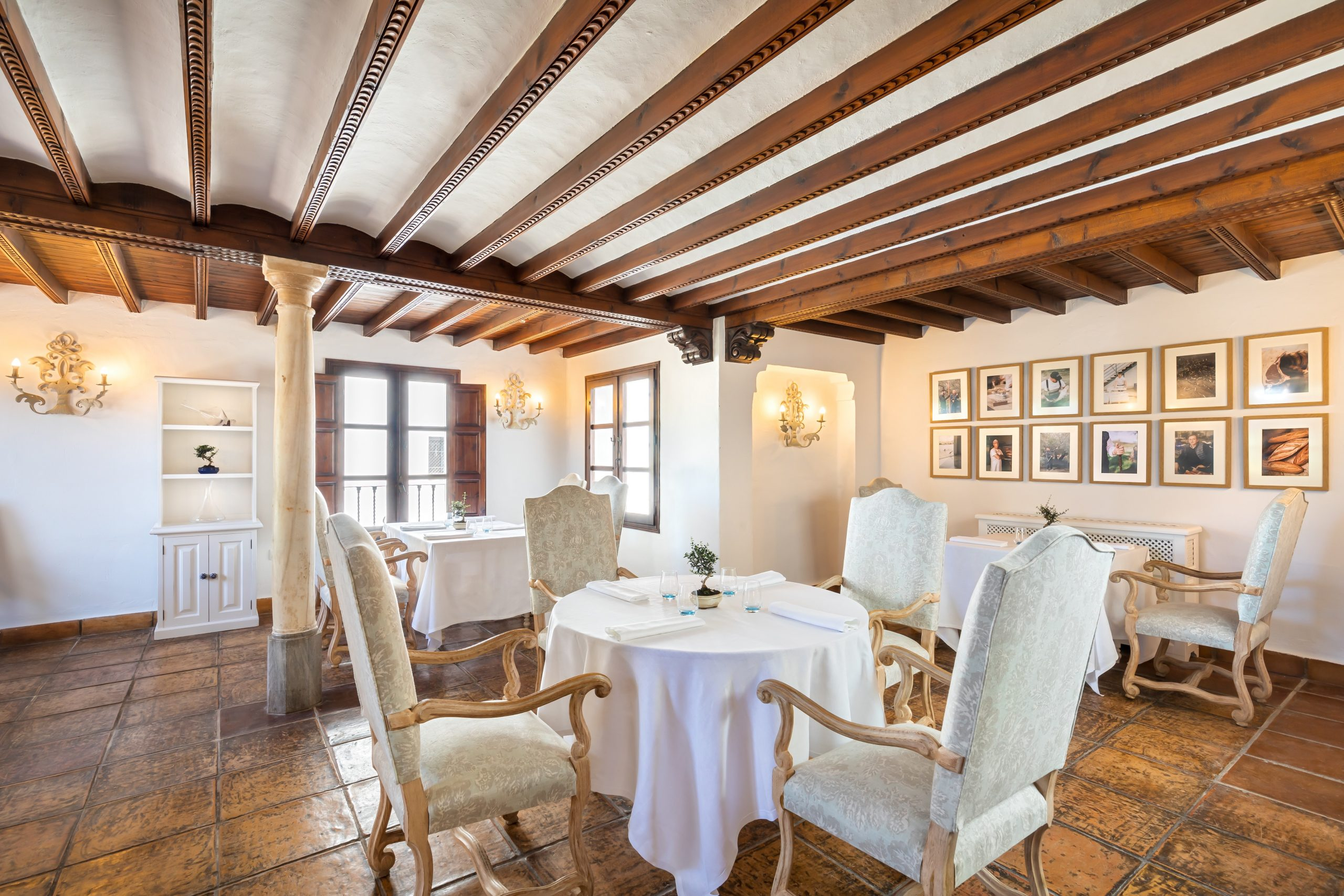 The interior / Photo: La Bobadilla