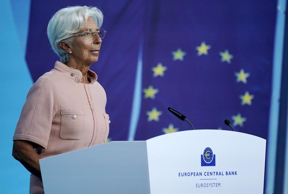 Lagarde asks to take into account the new situation when debating fiscal rules