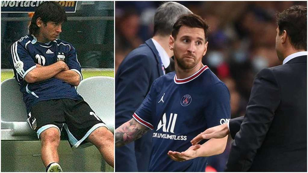 Lionel Messi always wants to play: from Pekerman to Pochettino, an anger that is repeated 15 years later