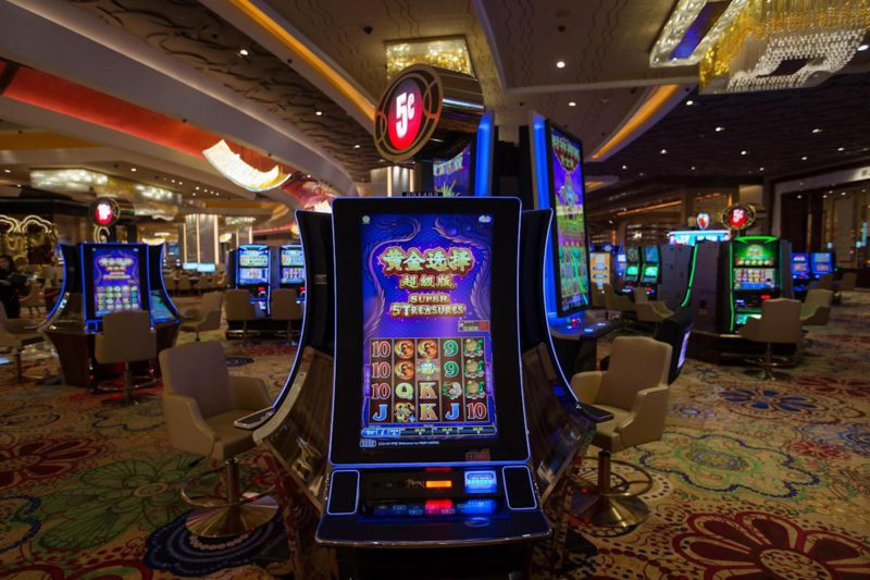 Macau prepares more regulation for casinos and they crash on the stock market