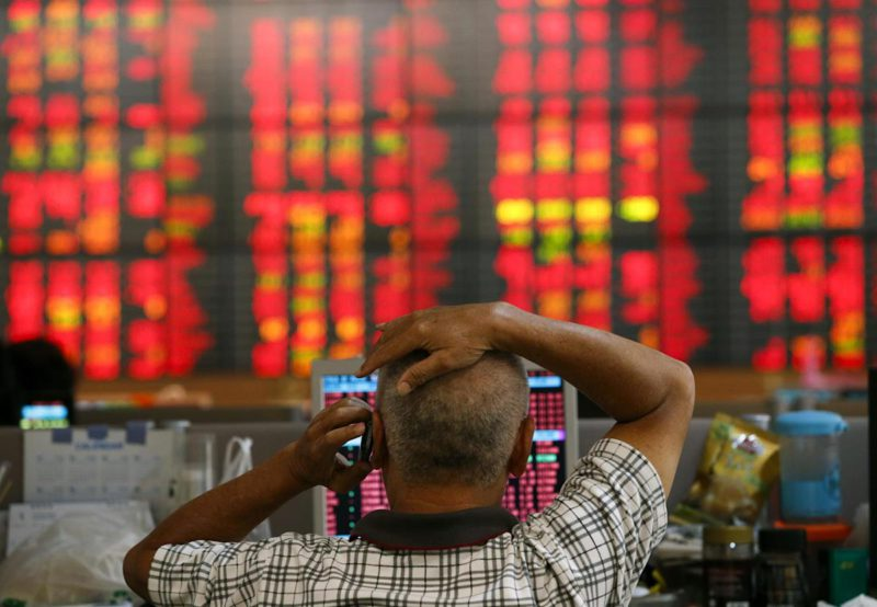 Majority of closing losses on Southeast Asian stock exchanges