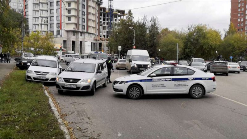 Massacre at a university in Russia: a shooter killed at least eight people
