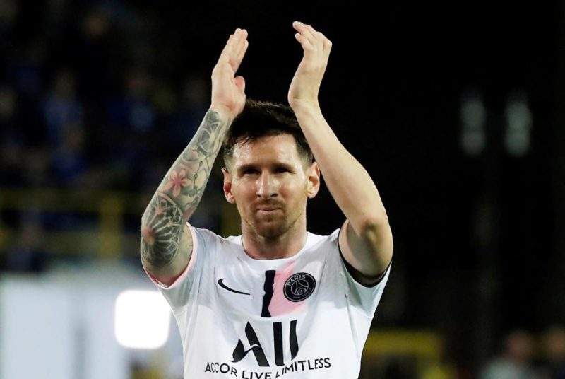 Messi will win in Paris 110 million if he fulfills the 3 years of contract
