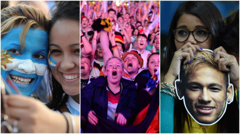 Most fans want the World Cup to be played more often