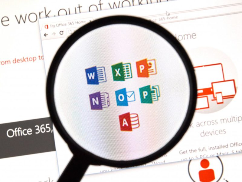 New local MS Office for companies is here, version for end users is coming