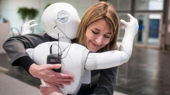 Robot Pepper from Softbank