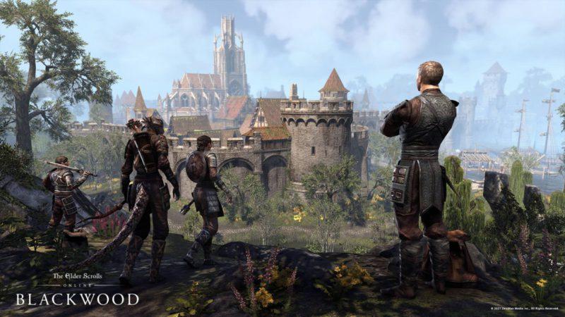 Nvidia's AI anti-aliasing DLAA debuts in Elder Scrolls Online