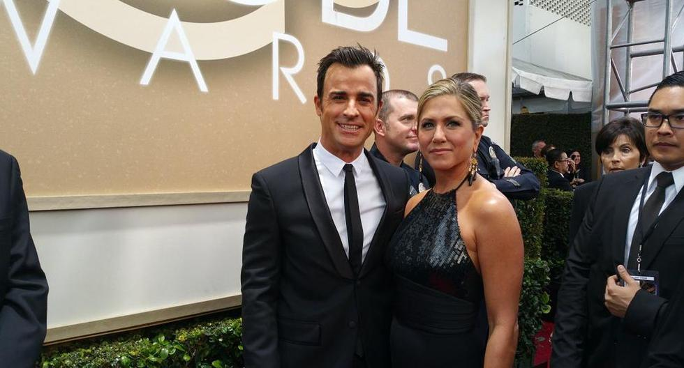Jennifer Aniston publishes a curious photo of her ex-husband Justin Theroux on Instagram