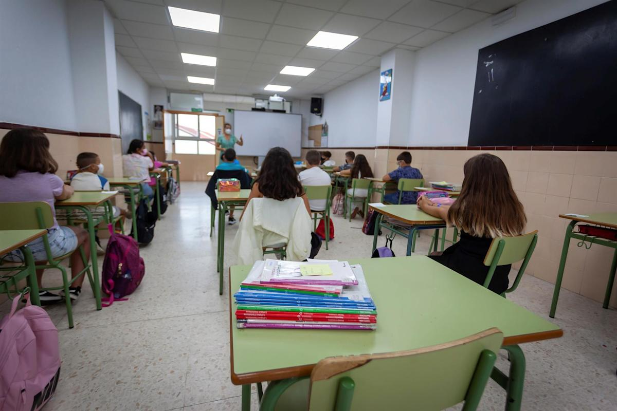 OECD: Spain among the countries that best managed education with the covid