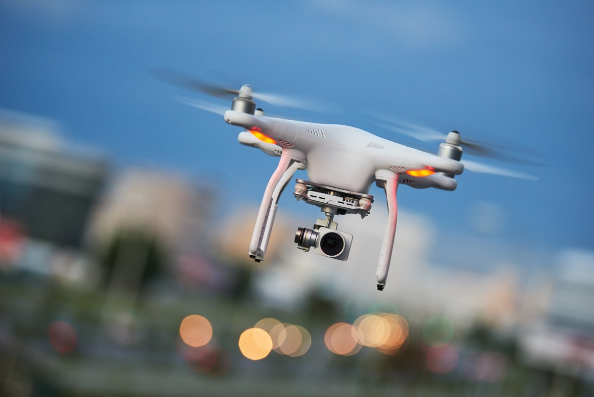 Over 800 drone deployments by the Hessian police