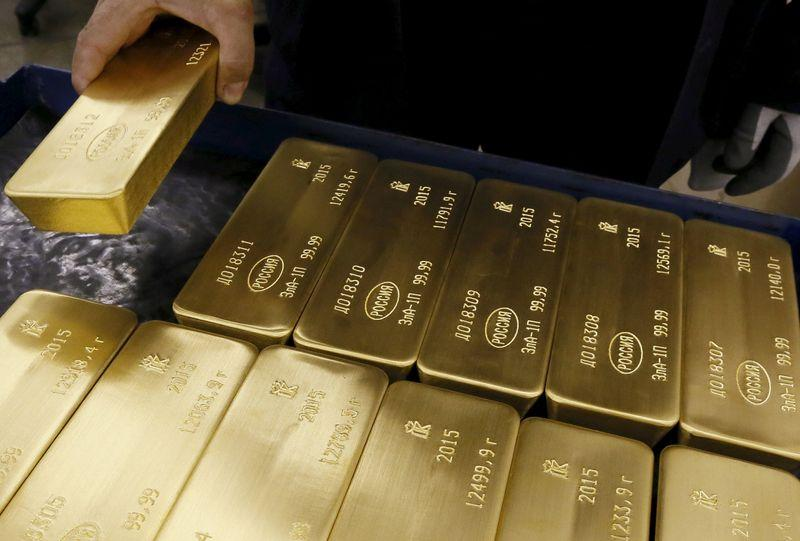 PRECIOUS METALS-Gold recovers some of its losses, but heads for weekly low