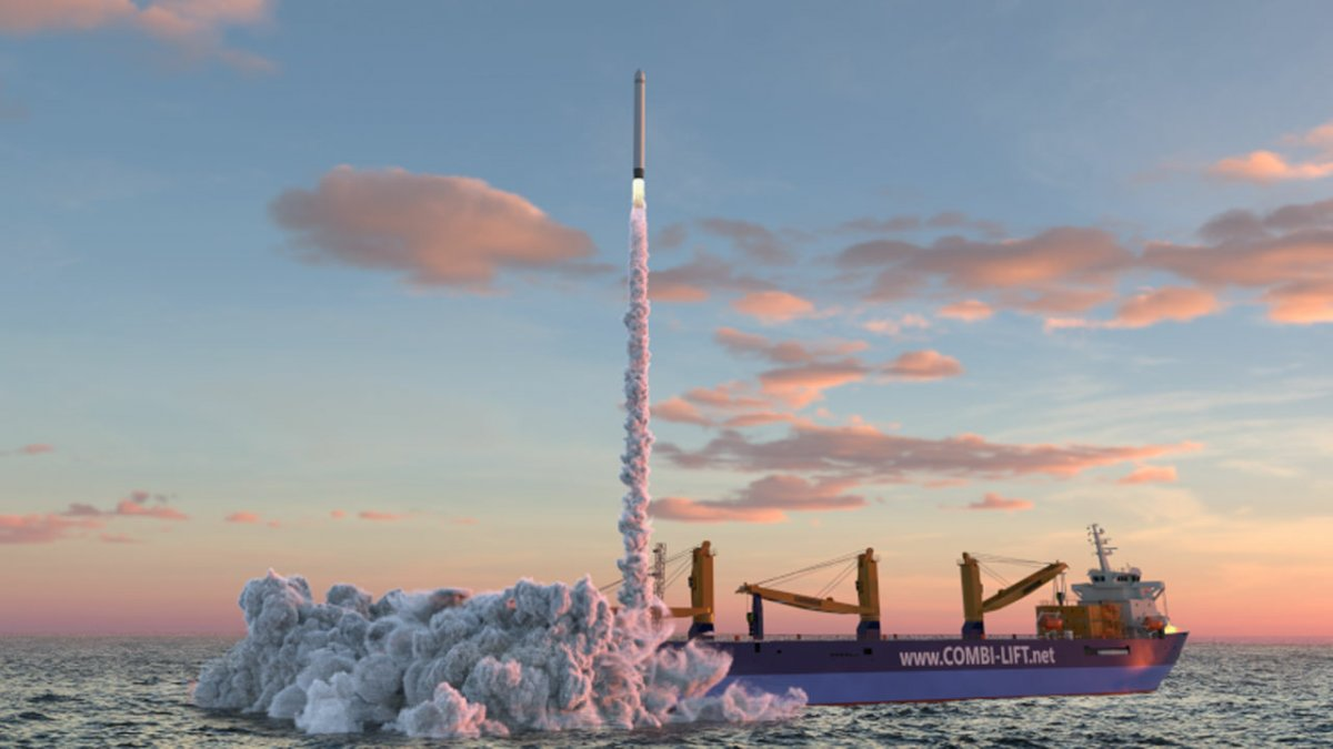 Plans for the German spaceport are slowly taking shape
