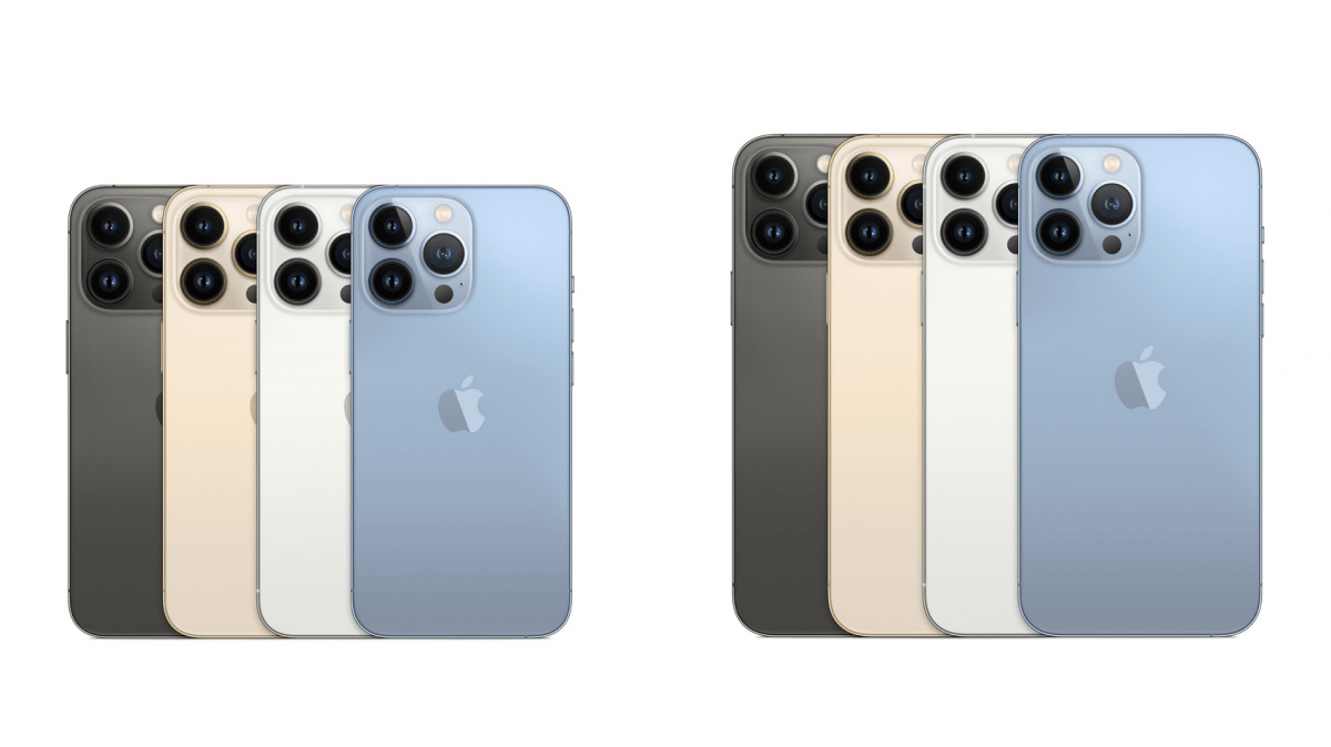 ProRes on the iPhone 13 Pro: 4K needs sufficient memory
