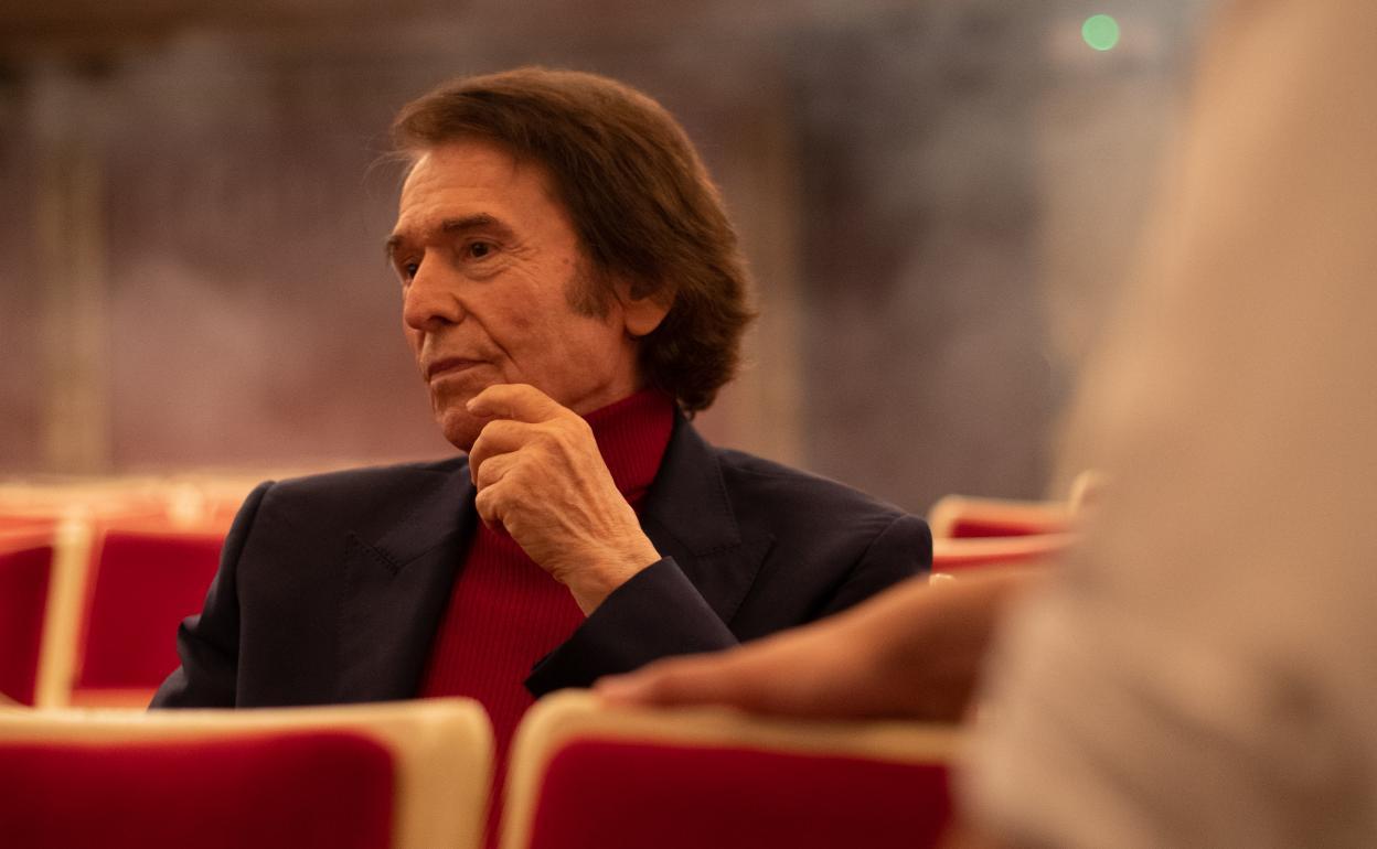 'Raphaelismo', the Movistar + documentary series will be presented at the San Sebastián Festival