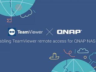 Remote access to QNAP NAS with TeamViewer