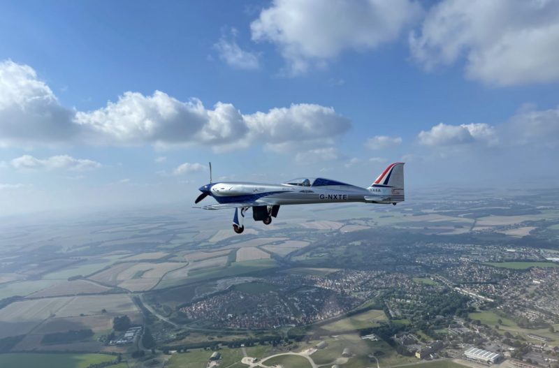 Rolls-Royce: Successful maiden flight with fully electric aircraft
