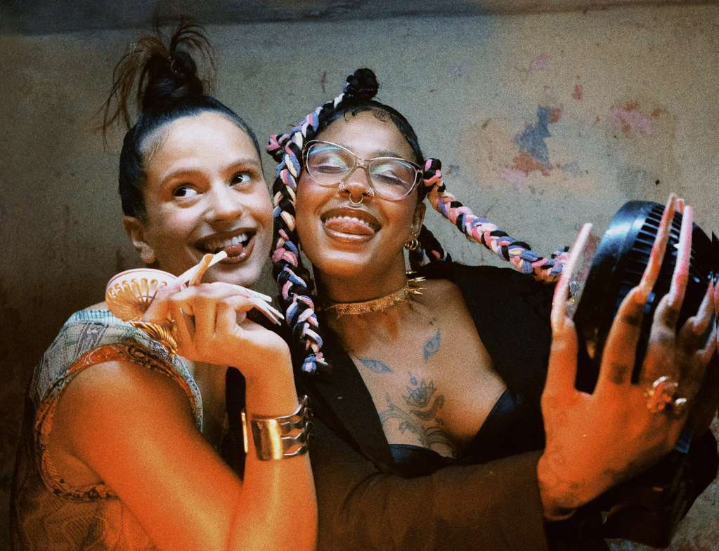 "Rosalía vindicates ""uncomfortable"" feminism with Tokischa"