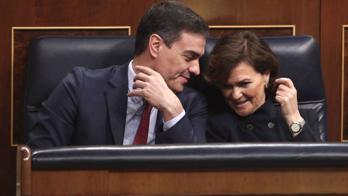 Sánchez will give the final blow to Carmen Calvo in the PSOE Congress: she will not be president of the party