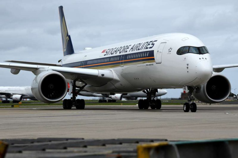Singapore Airlines cancels dozens of international flights to Australia
