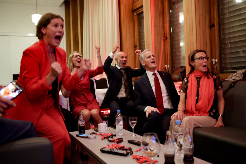 Social democracy takes hold in its old bastion in northern Europe