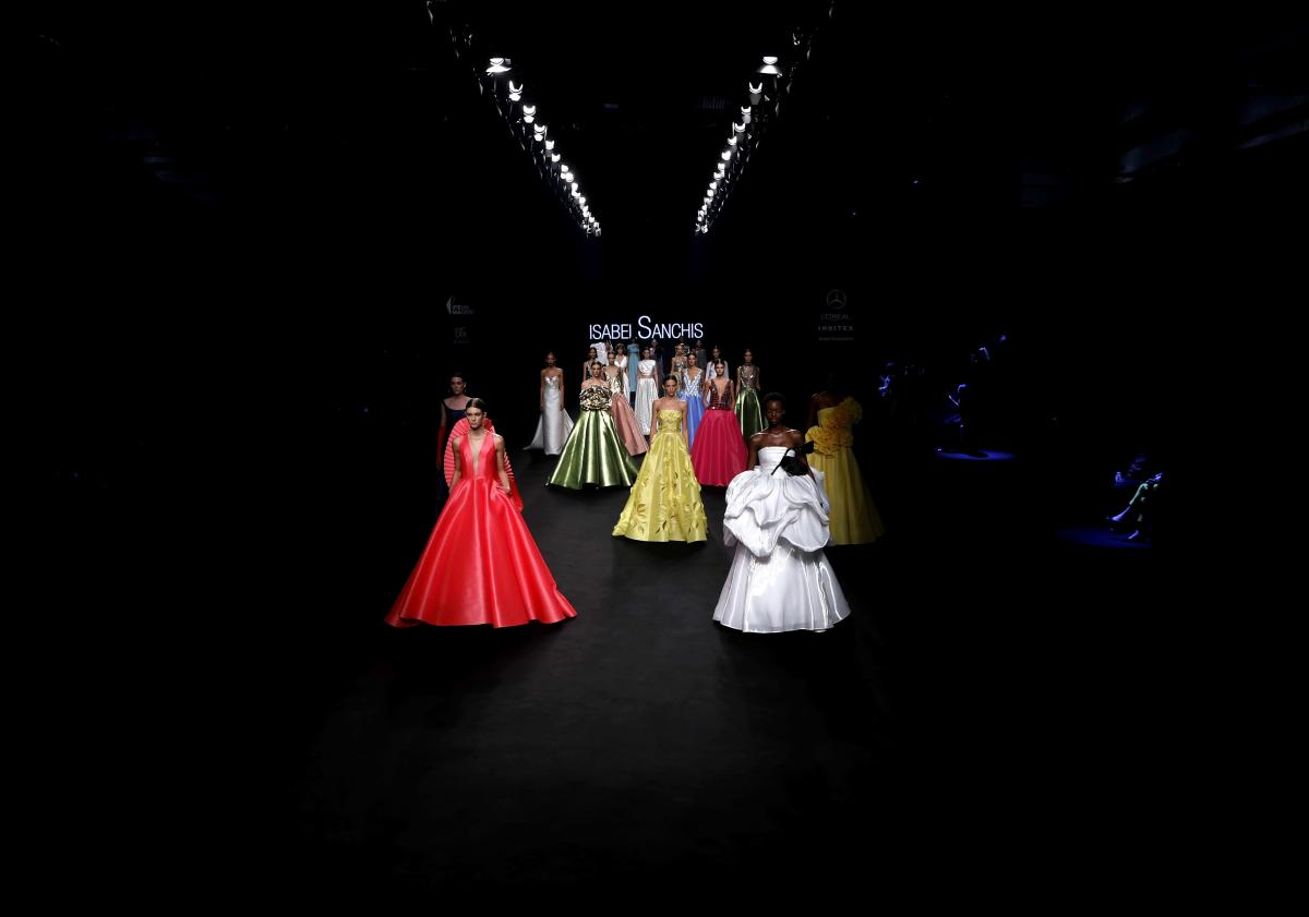 Spanish designer fashion sees the light at the end of the tunnel