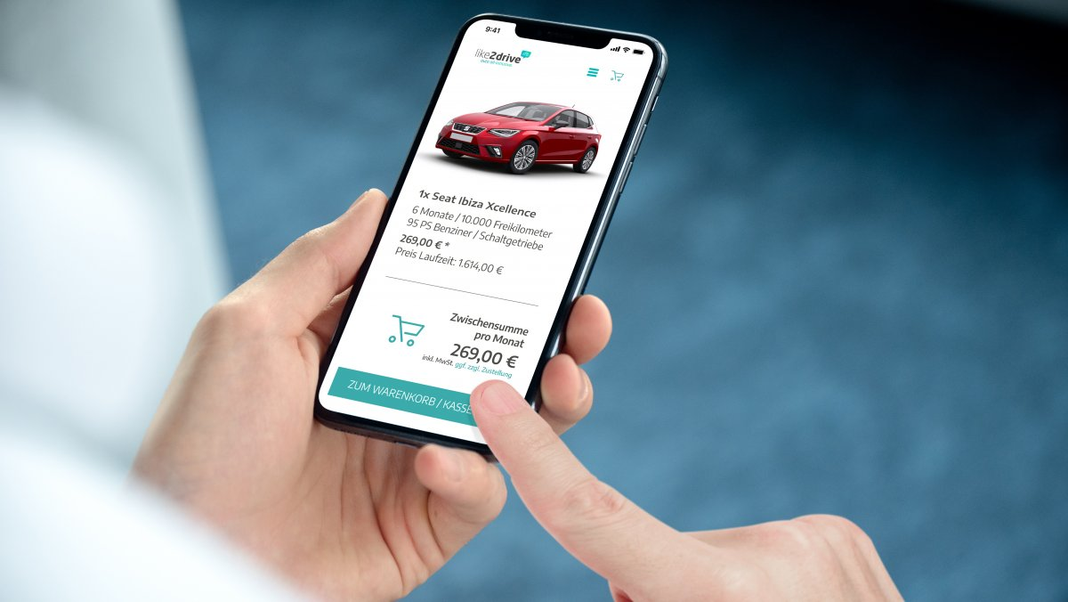 Subscribe to a car instead of buying it: a comparison of seven providers