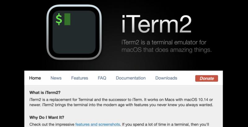 Terminal emulator iTerm & Co: Forged apps bring Mac malware