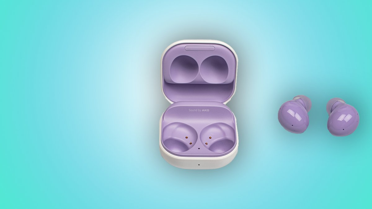 Test: Samsung Galaxy Buds2 in-ear headphones with ANC and transparency mode