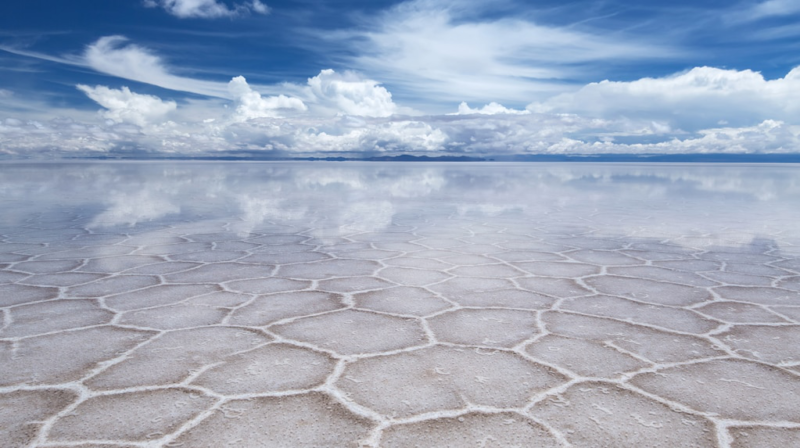 The 5 places that don't seem like the planet Earth