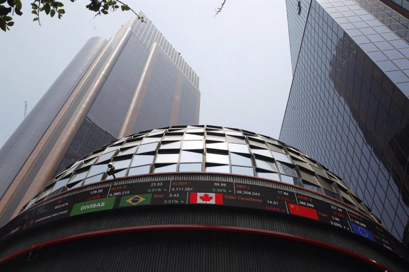 The Mexican Stock Exchange gains 0.62% with advances for 19 of 34 main issuers