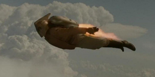 The Rocketeer will have a new movie on Disney +