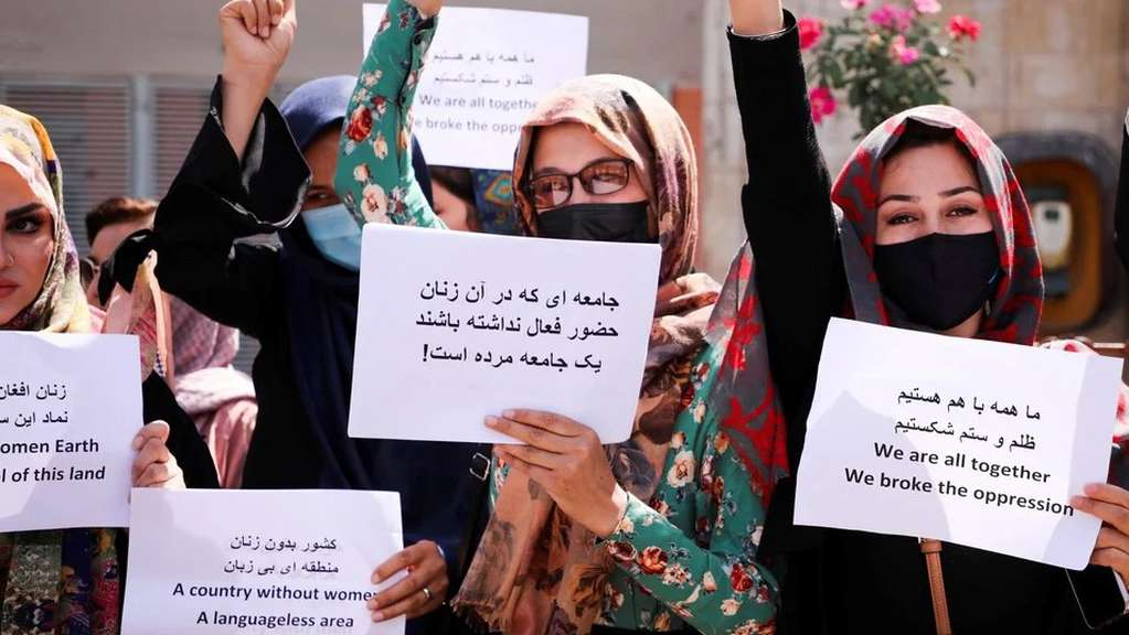 The Taliban replace the Ministry of Women with the Vice Prevention