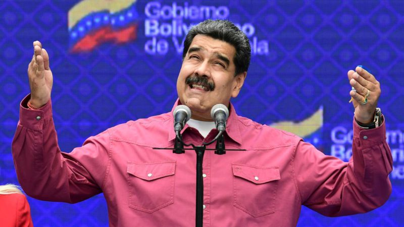 The dictator Maduro travels to Mexico to participate in the Summit of Latin American States