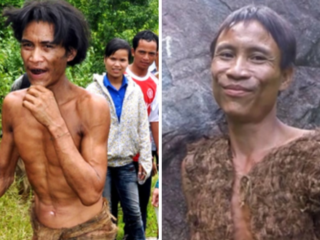 This was the life of 'real life Tarzan': he died eight years after making contact with civilization