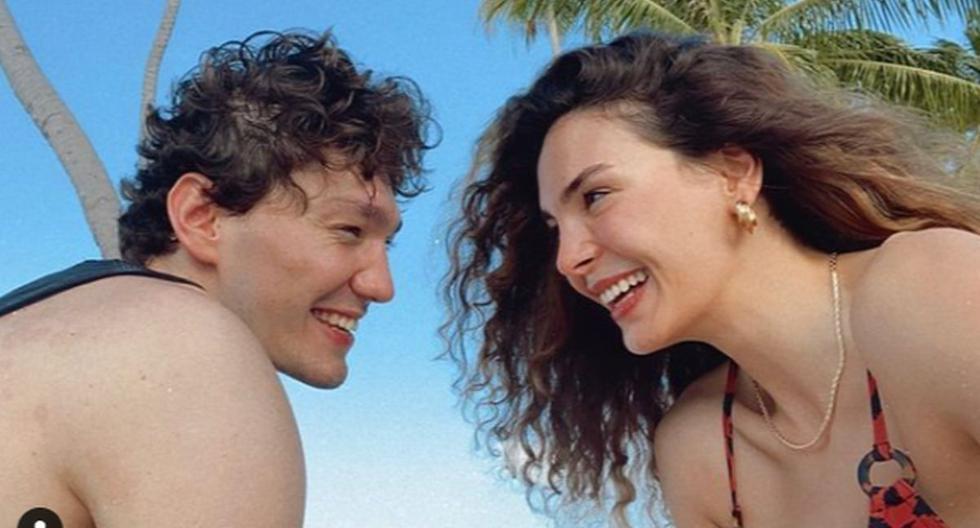 """My soul mate"": Ebru Sahin on Cedi Osman, a love story - MAG."
