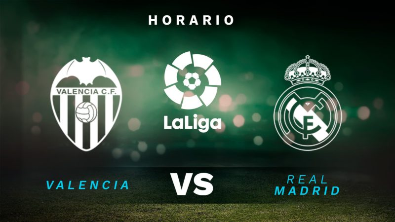 Valencia - Real Madrid: schedule and where to watch the Santander League game online and on TV