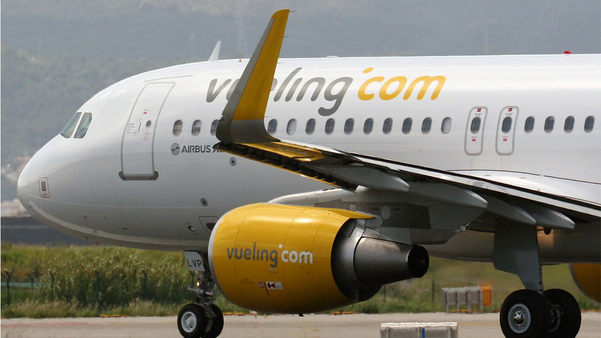 Vueling is positioned as the favorite low cost of the Spaniards and is close to its precovid activity level