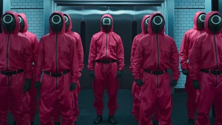 The Squid Game: What do the symbols mean in the Netflix series?