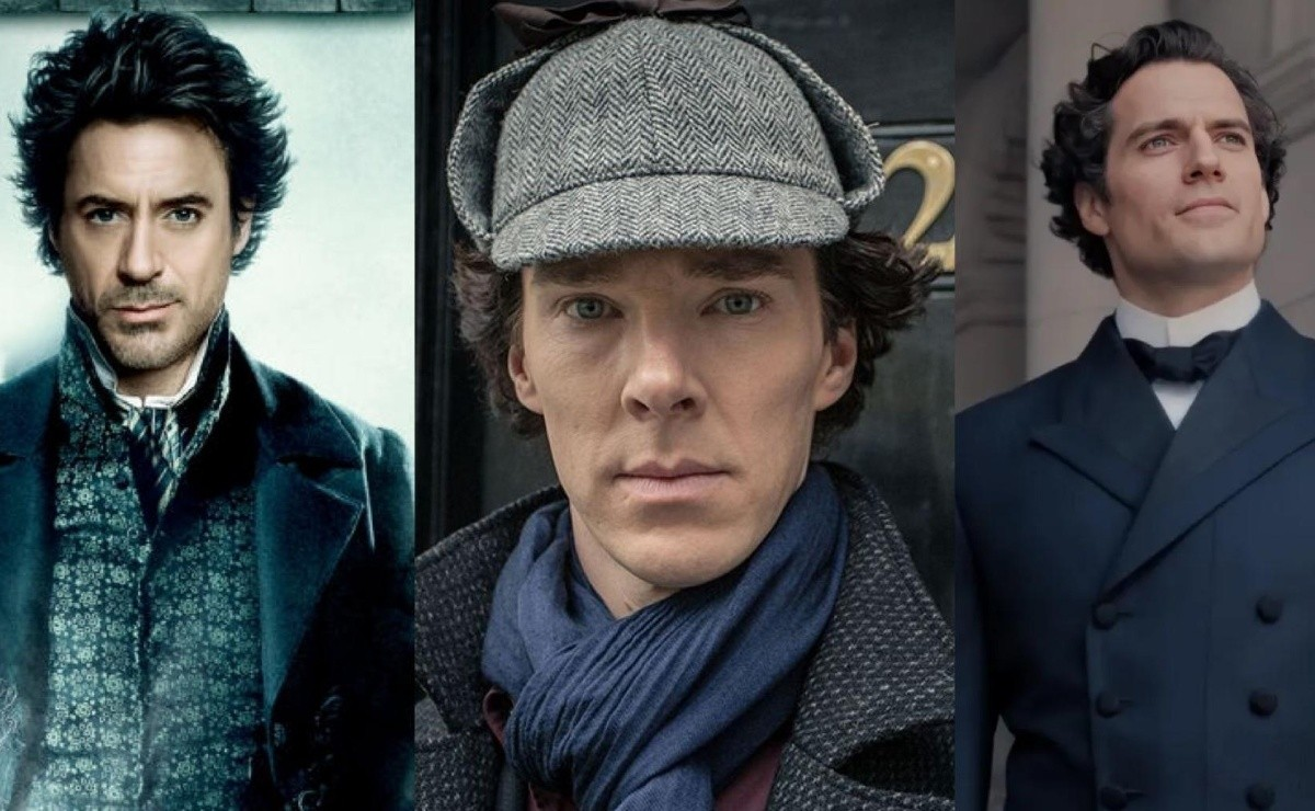 Who is the best Sherlock Holmes?