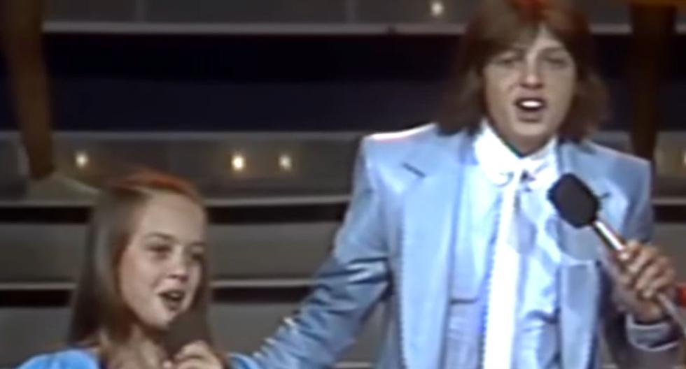 Luis Miguel: the time he shared the stage with Fey when she was just a child - MAG.