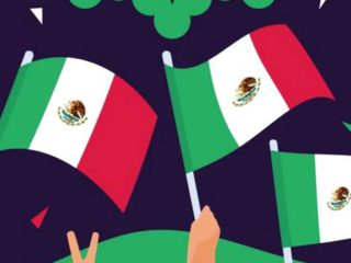 Images to send on September 15 in Mexico by WhatsApp